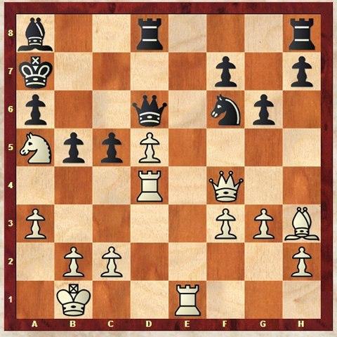 Sa plus belle partie selon Kasparov