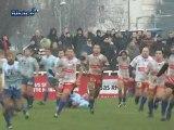 Rugby: RC Strasbourg, les raisons de la défaite