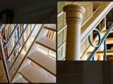 Fabricant escaliers en bois - Madoux-Lejeune, Rumes