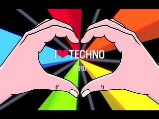 I LOVE TECHNO 2010 !