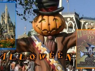 DISNEY WORLD MAGIC KINGDOM HALLOWEEN