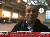 Grand Froid : La réquisition des gymnases continue (Lille)