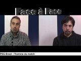 PSG Brest : après match canal supporters