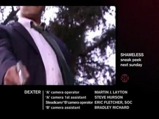 Dexter 5x12 The Big One Promo (Season Finale)