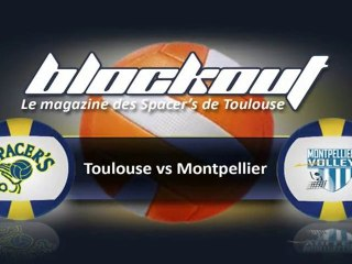 Blockout n°7 - Spacer's toulouse vs Montpellier - Ligue A