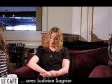 Ludivine Sagnier : l'Espresso