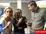 PSG : ITV de Cécile de Ménibus avec Marion Aydalot