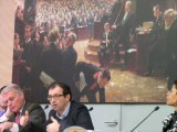 Echange entre Daniel Cohen, économiste, et les députés PS