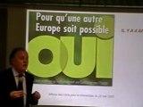 L'Homme Politique le Plus Censuré de France sur l'UE 4/17