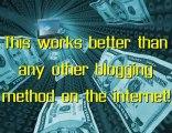 BLOG : Blogs right here! Money for Blog Tips & Guide!