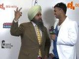 Jaz Dhami Interview at the UK AMAs