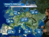 European Vacation Forecast - 12/08/2010