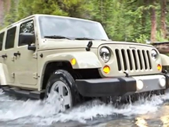 The 2011 Jeep Wrangler and Jeep Patriot