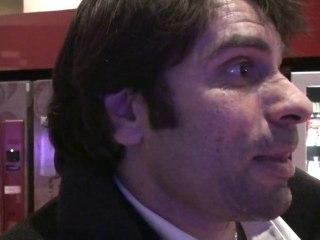 Interview de Christophe Dominici