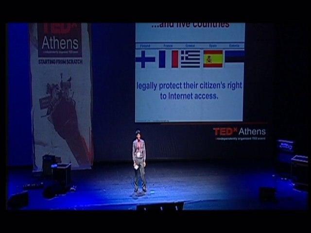 Kostas Grammatis - TEDxAthens 2010