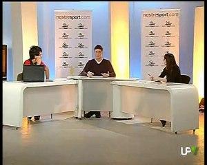 Nostresport Programa 8. 2010-12-07