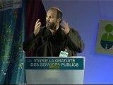 Paul Aries Intro Viv(r)e la gratuité des services publics