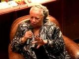 TRANSFUGE - Toni Morrison interviewée par Damien Aubel