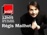 Régis Mailhot interview VGE - La chronique de Régis Mailhot
