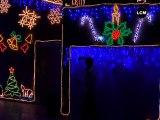 Noël: son et lumière chez Eric Pennacchi! (Marseille)