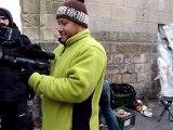 Le making of du making of court métrage Nuit noire