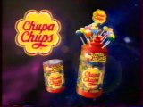 Publicité Chupa Chups 1997