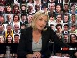 La loi Rothschild 1973 dénoncée par Marine Le Pen