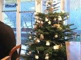 Noël: marché fructifiant pour la restauration (Alsace)
