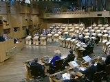 Scottish transport minister resigns