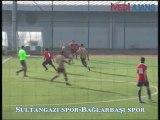 Sultangazi Spor-Bağlarbaşı Spor karşılaşması