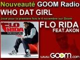 "FLO RIDA - ""Who Dat Girl"", joué en Premier sur Goom"