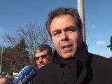 Prise d'otages dans une maternelle à Besançon