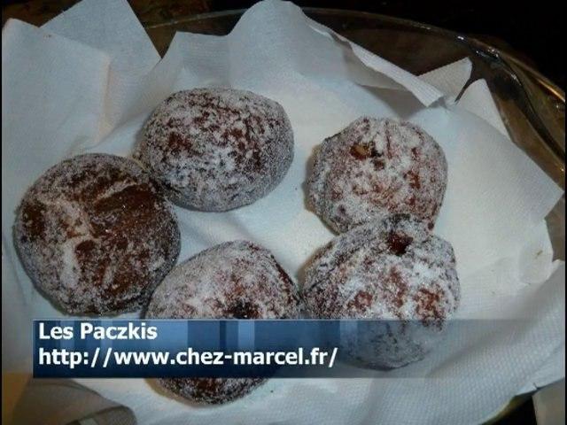 les paczkis beignets polonais