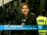WikiLeaks founder Assange granted conditional bail