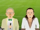 Nelson Monfort nommé au football - Daily Foot Show - S01E05