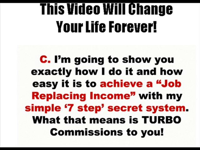 Turbo Commissions!