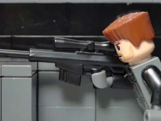 Carneficina di omini lego