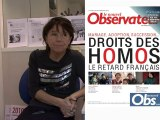Dans l'Obs : droits des homos, le retard français