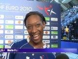 15 décembre - Euro 2010 - L'après match France - Ukraine