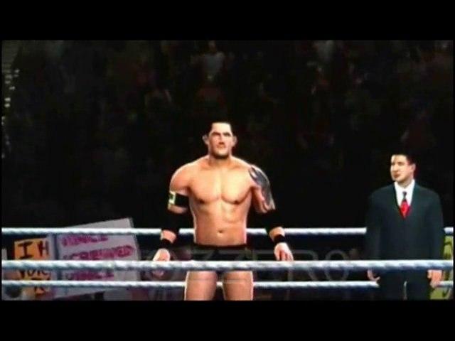 Smackdown vs Raw 2011 DLC pack2 Wade Barrett