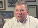 William Shatner On The Star Trek Books : Were you a lot like young Captain Kirk when you were growing up?