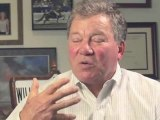 William Shatner On The Star Trek Books : At what point did William Shatner truly become Captain James Kirk?
