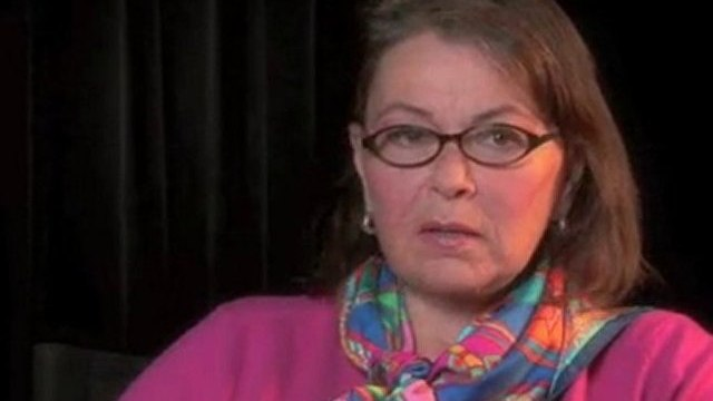 Roseanne On Fame And Celebrities : Should celebrities marry other celebrities?