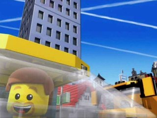 """Chemtrails dans """"LEGO: The Adventures of Clutch Powers"""" !"""