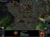 SarenS vs MoMaN 5/5 - Starcraft 2 - Demi eOSL Winter '10