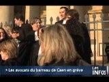 Garde à vue: La colère des avocats caennais
