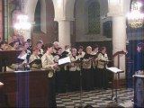 Concert de Noël à l'église de La Ferté-sous-Jouarre