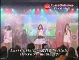 Foxxi misQ - LAST CHRISTMAS  oyasutv  wat.tv