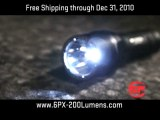 Highest Lumens Flashlights – Watch the 6PX Tactical Video!