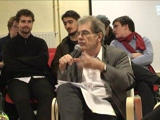 J.-P. Dubois (LDH) : Pour une 6ème République (Forum FG)